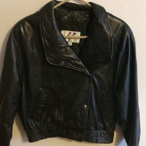 Vintage Leather by Wilsons Jacket